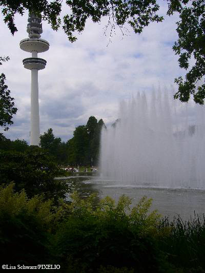 Alster in Hamburg